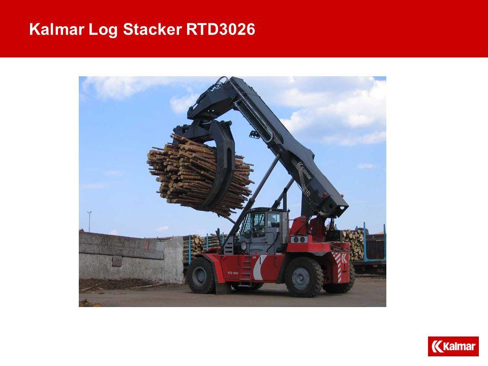 Kalmar Log Stacker RTD3026