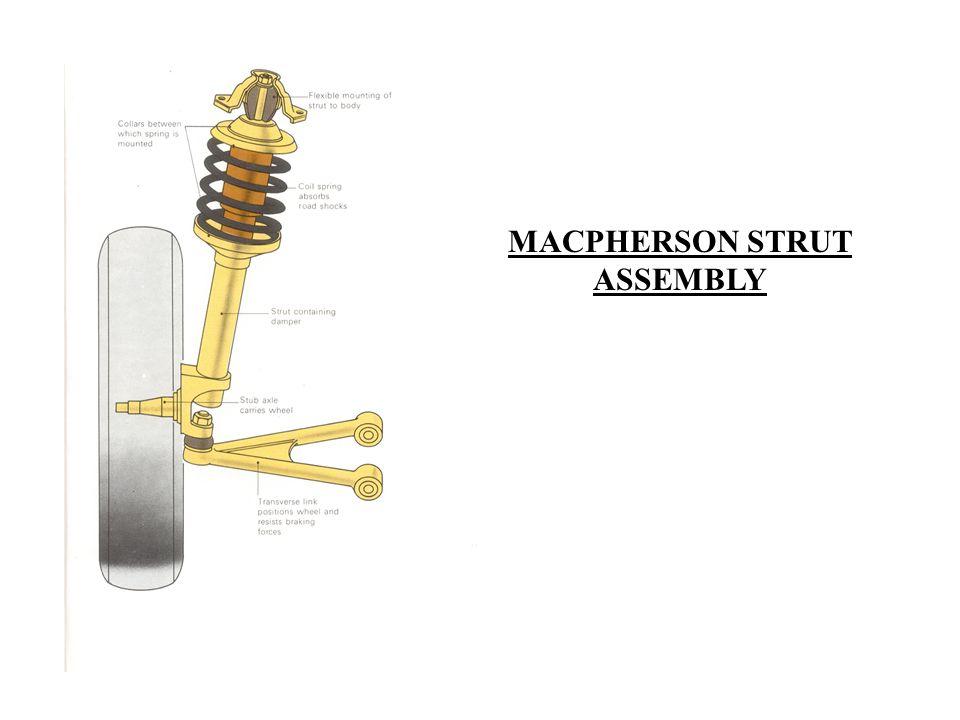 MACPHERSON STRUT ASSEMBLY