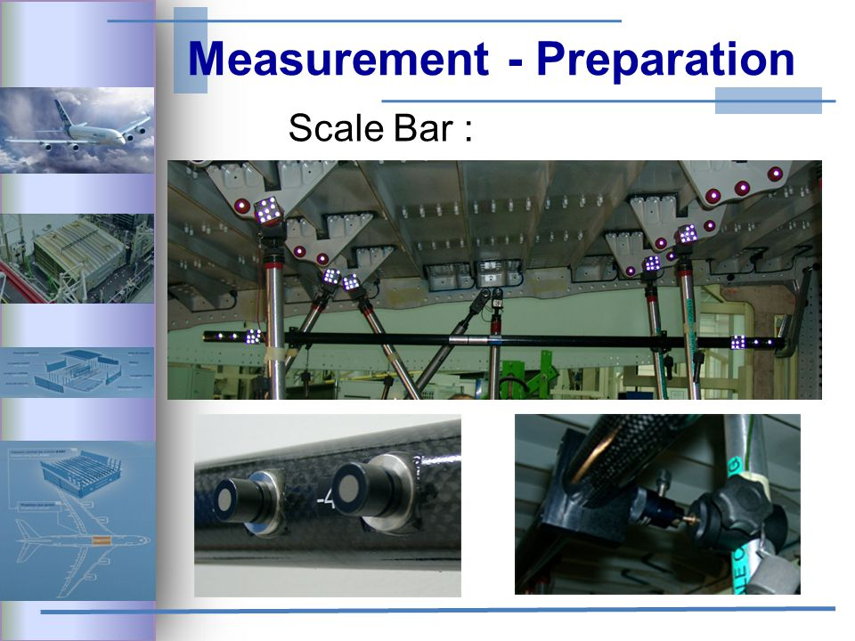 Measurement - Preparation Scale Bar :
