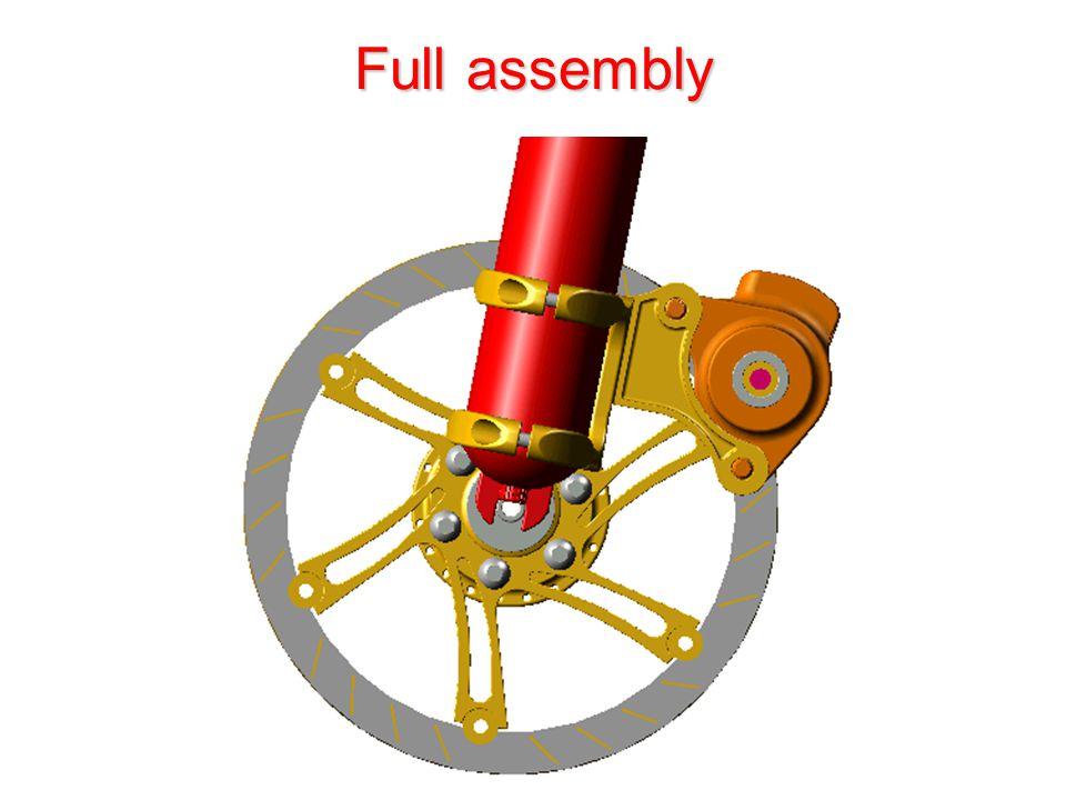 Full assembly