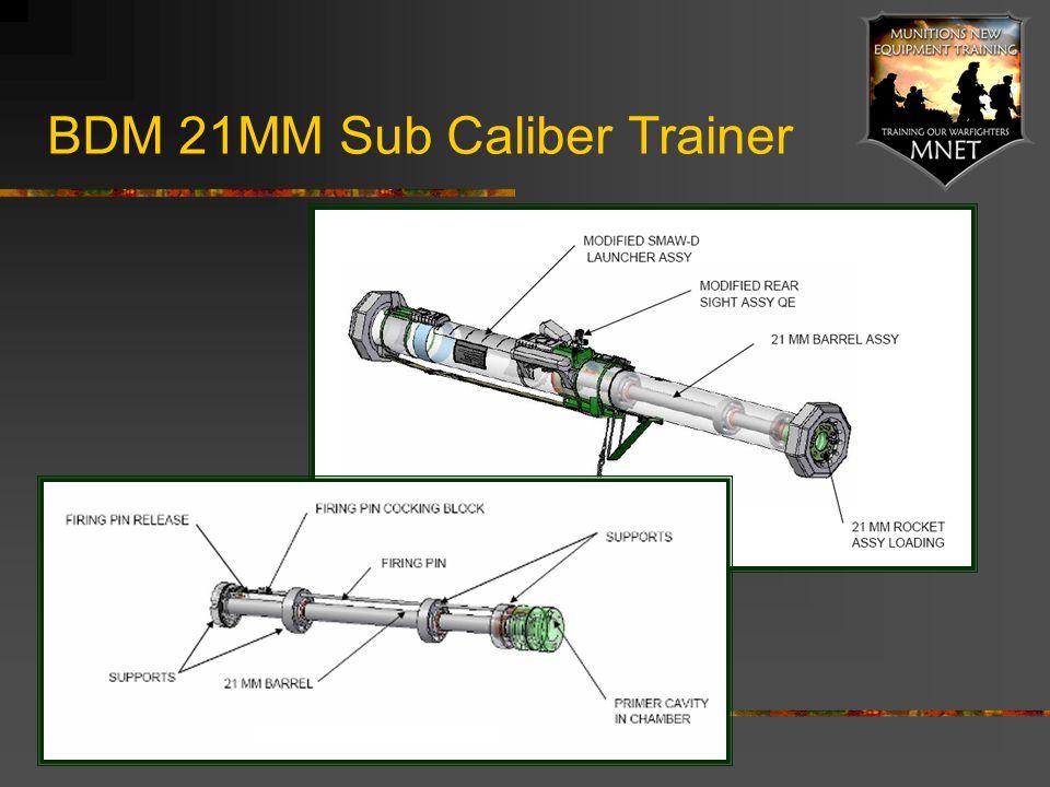 BDM 21MM Sub Caliber Trainer