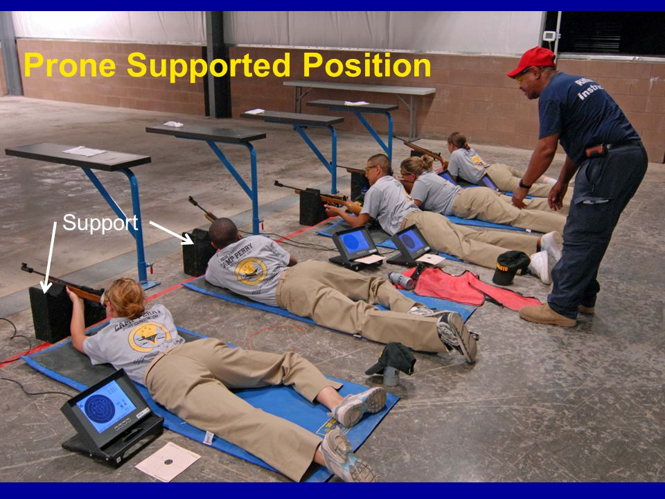 Prone Supported Position Support