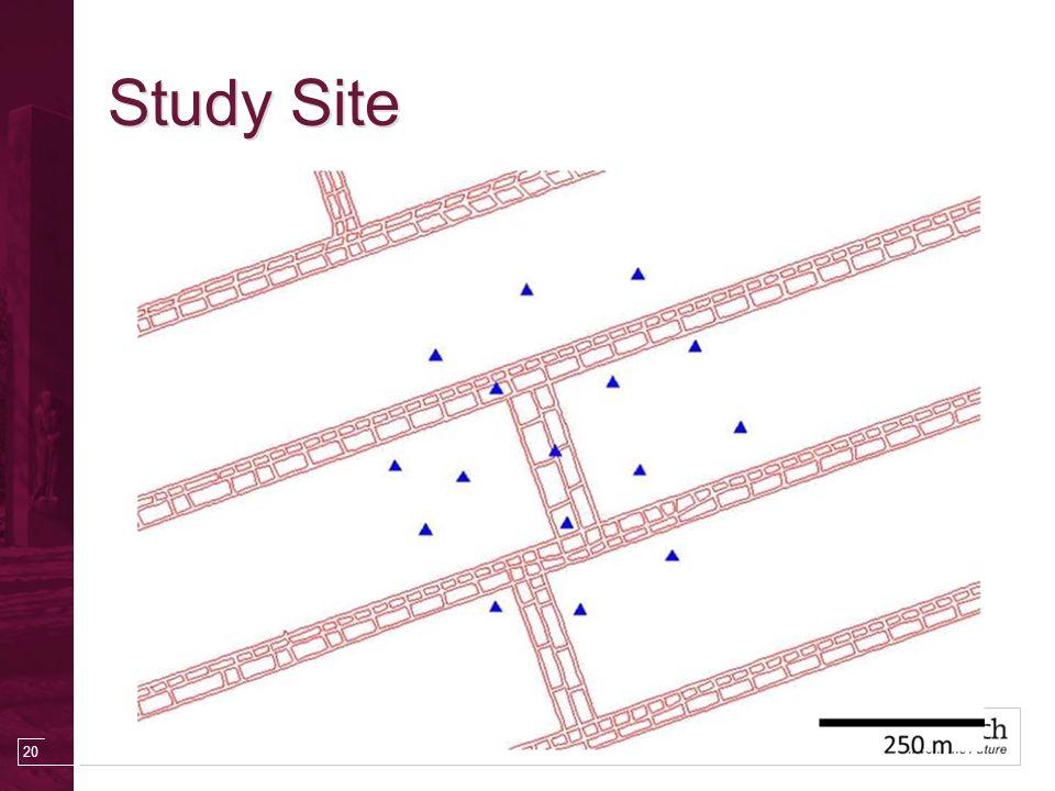 Study Site 20