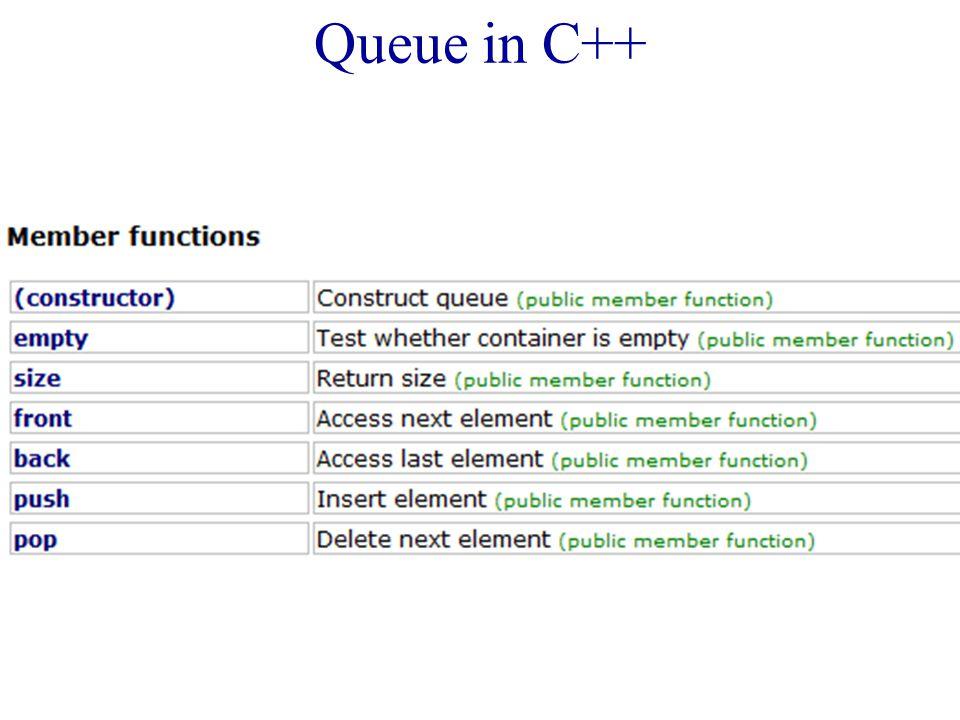 Implement Queue Queue.h derivedArrayQueue.h derivedLinkedQueue.h arrayQueue.h linkedQueue.h