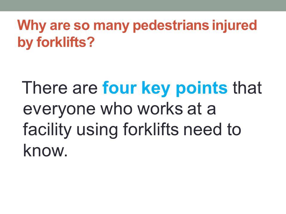 Worker Struck By Forklift