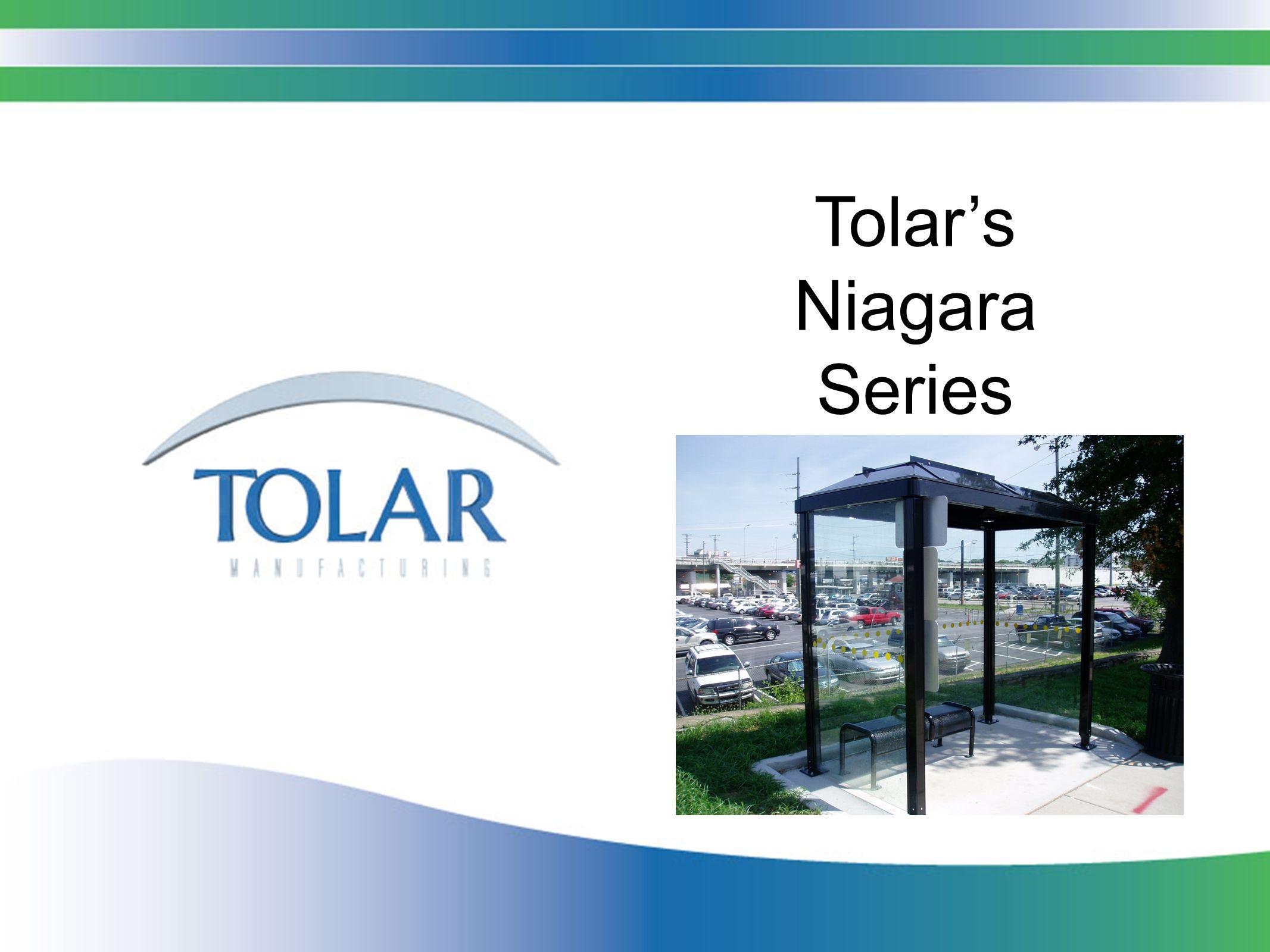 Tolar's Niagara Series