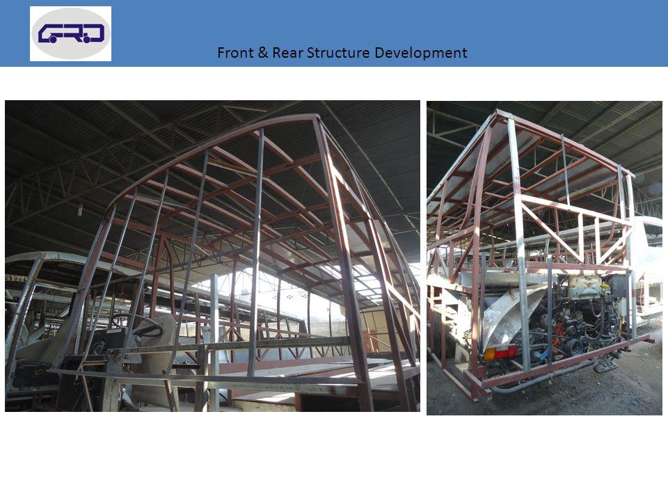 Front & Rear Structure Development