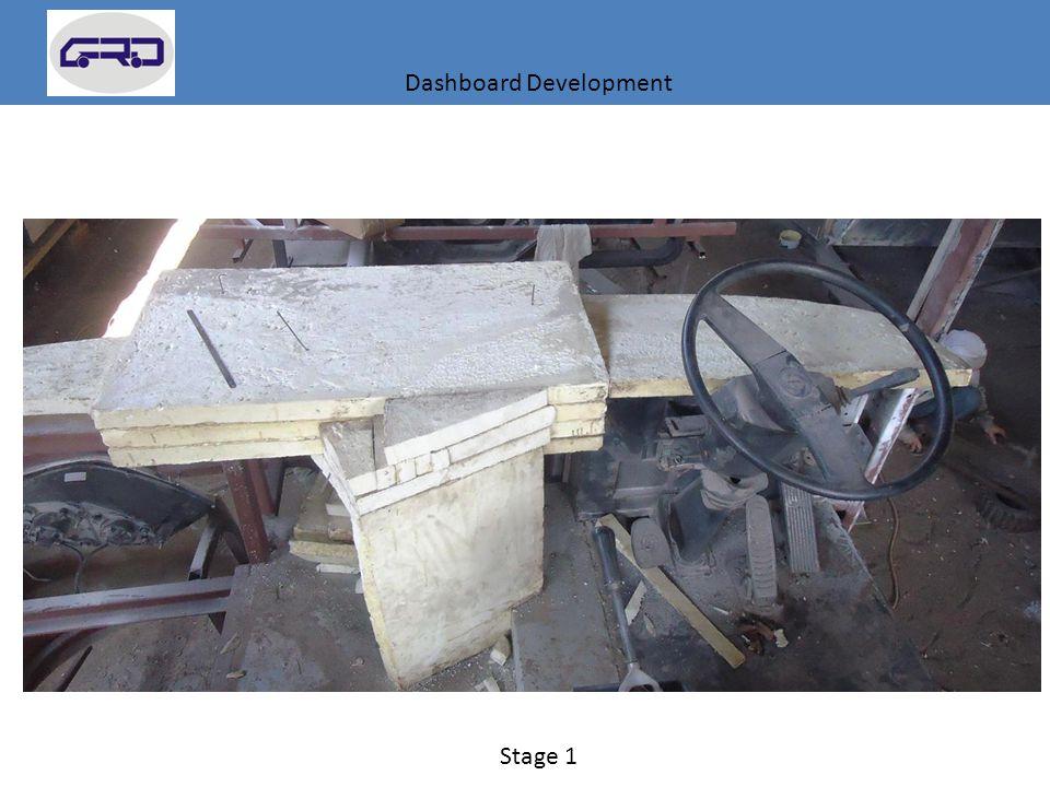 Stage 1 Dashboard Development