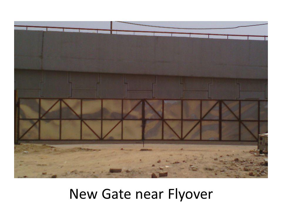 New Gate near Flyover