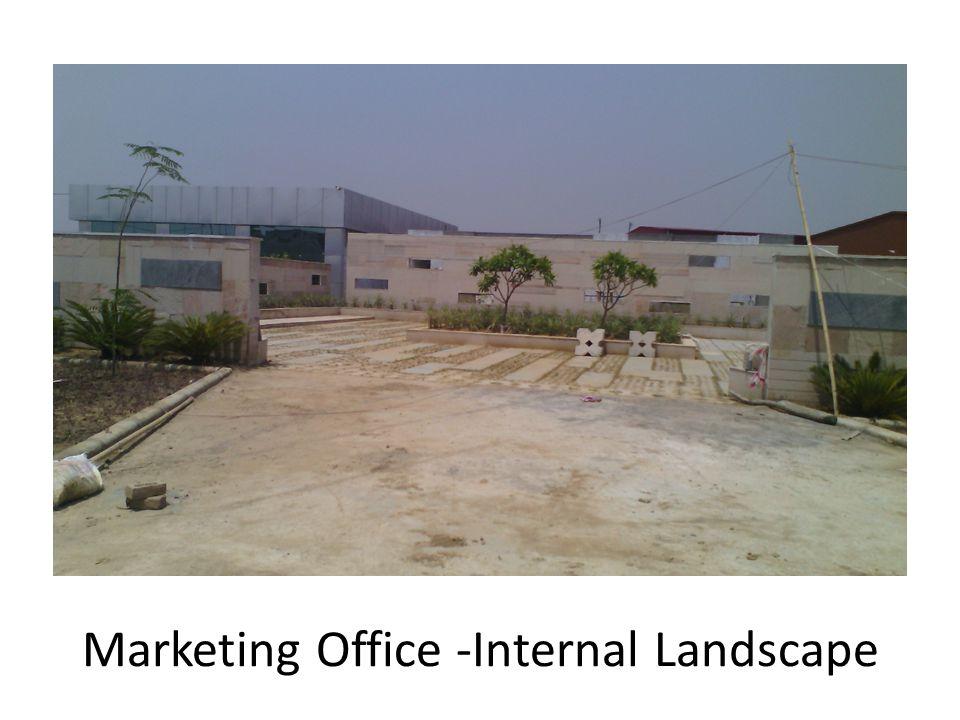 Marketing Office -Internal Landscape