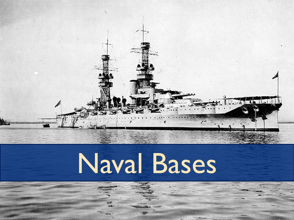 Naval Bases