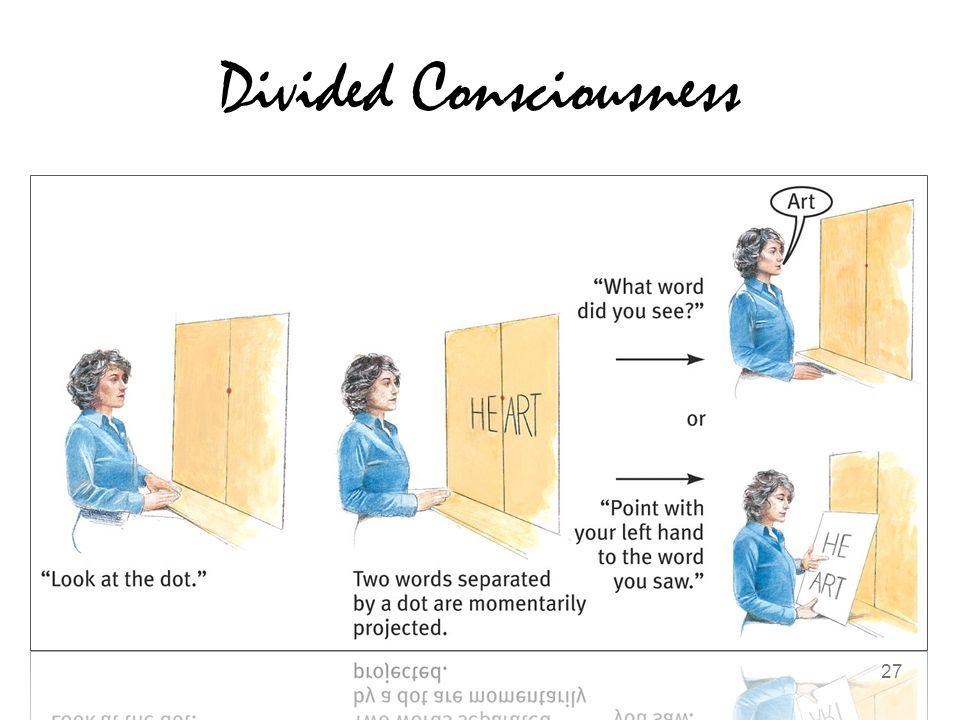 27 Divided Consciousness
