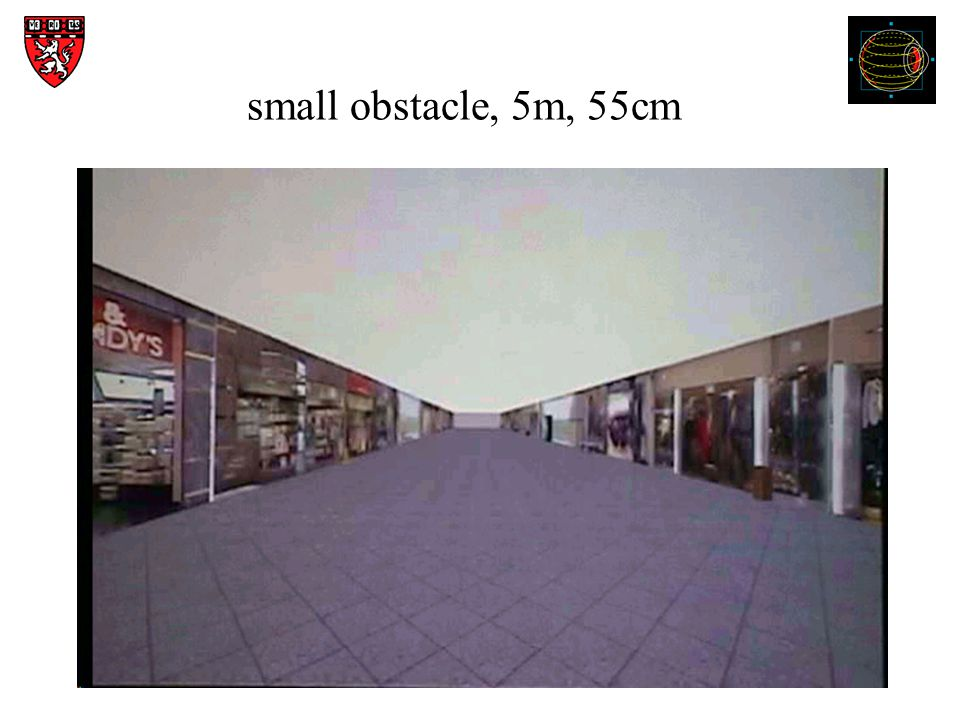 small obstacle, 5m, 55cm