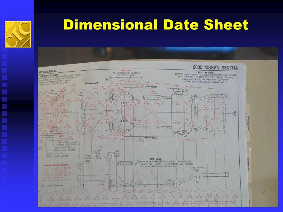 Dimensional Date Sheet