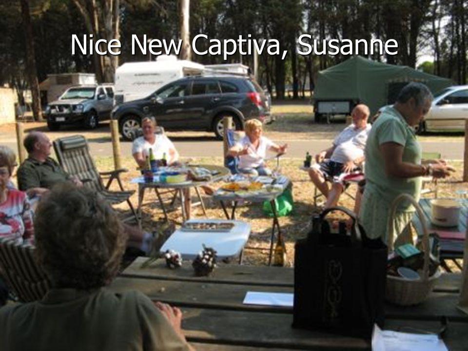 Nice New Captiva, Susanne