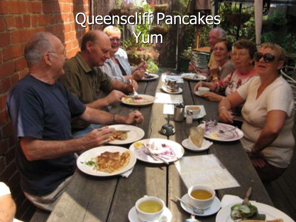 Queenscliff Pancakes Yum