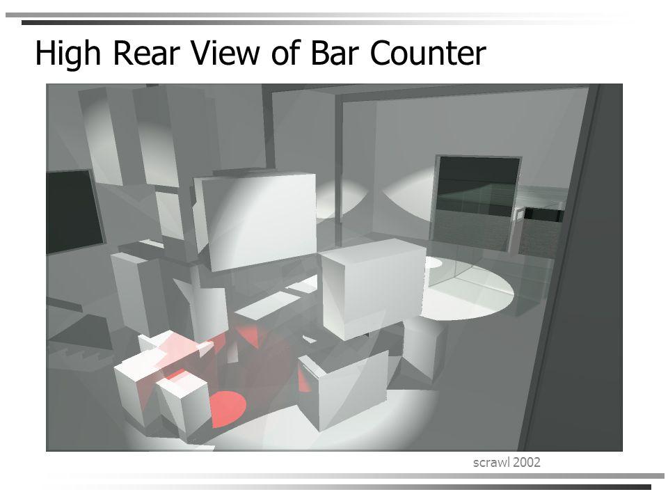 scrawl 2002 High Rear View of Bar Counter