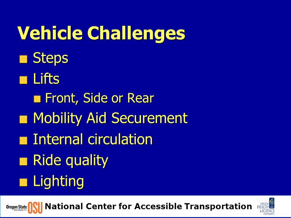 National Center for Accessible Transportation 4.Case Studies Translink – Vancouver B.C.