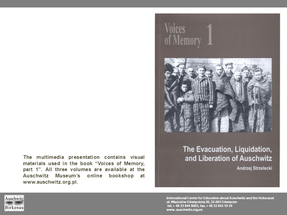 International Center for Education about Auschwitz and the Holocaust ul.