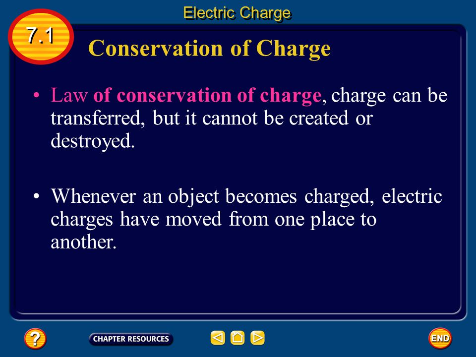 Voltage Difference Electric charge flows from higher voltage to lower voltage. A voltage difference is related to the force that causes electric charg