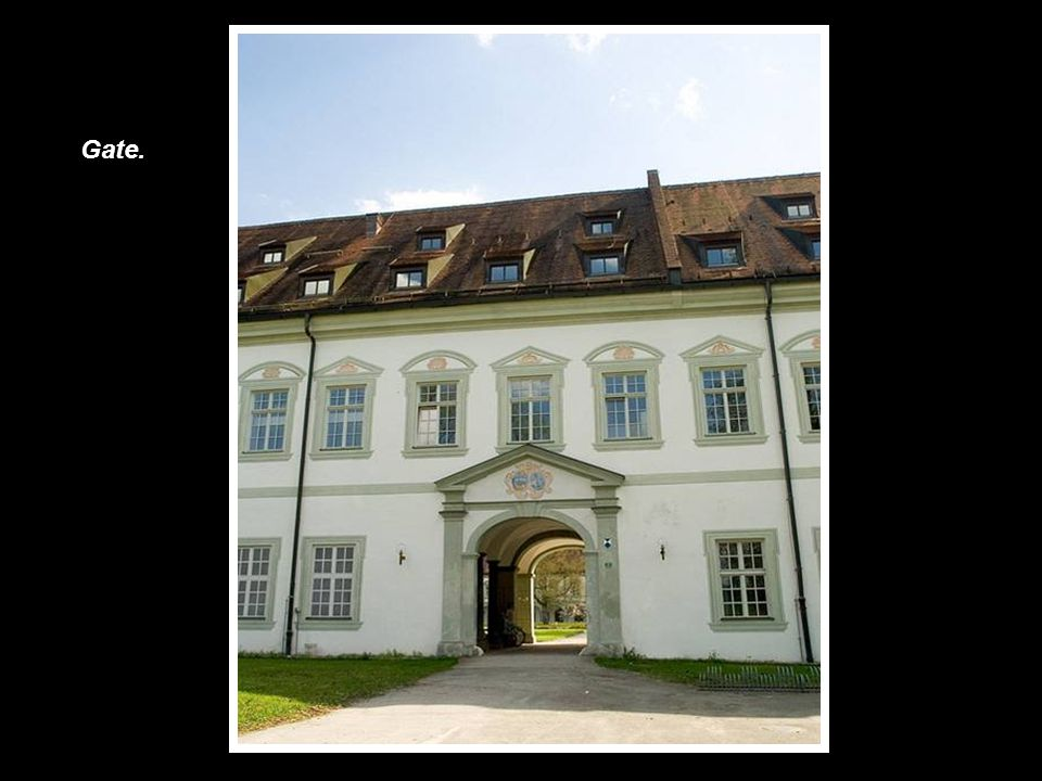 Benediktbeuern Monastery