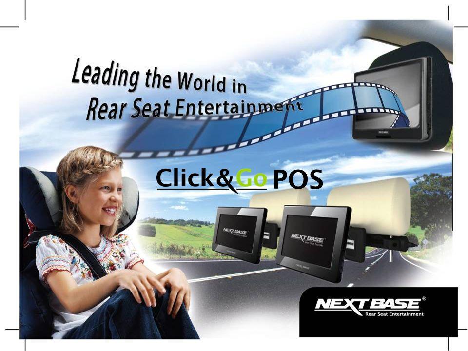Rear Seat Entertainment POS