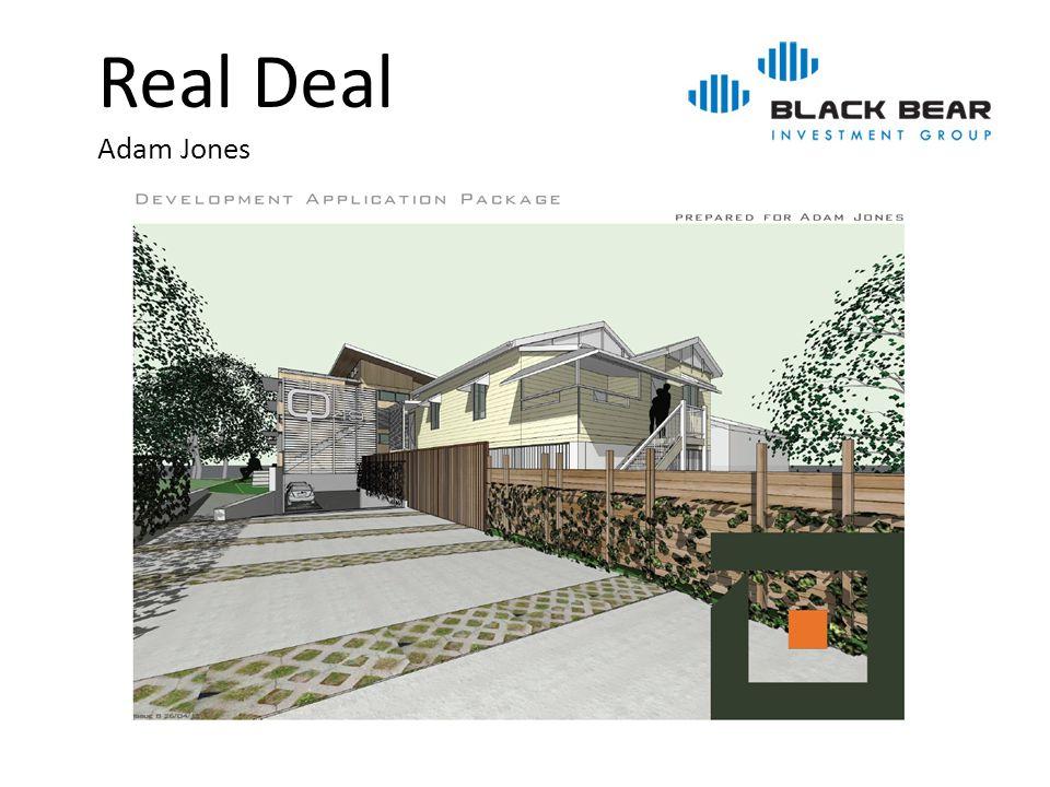 Real Deal Adam Jones