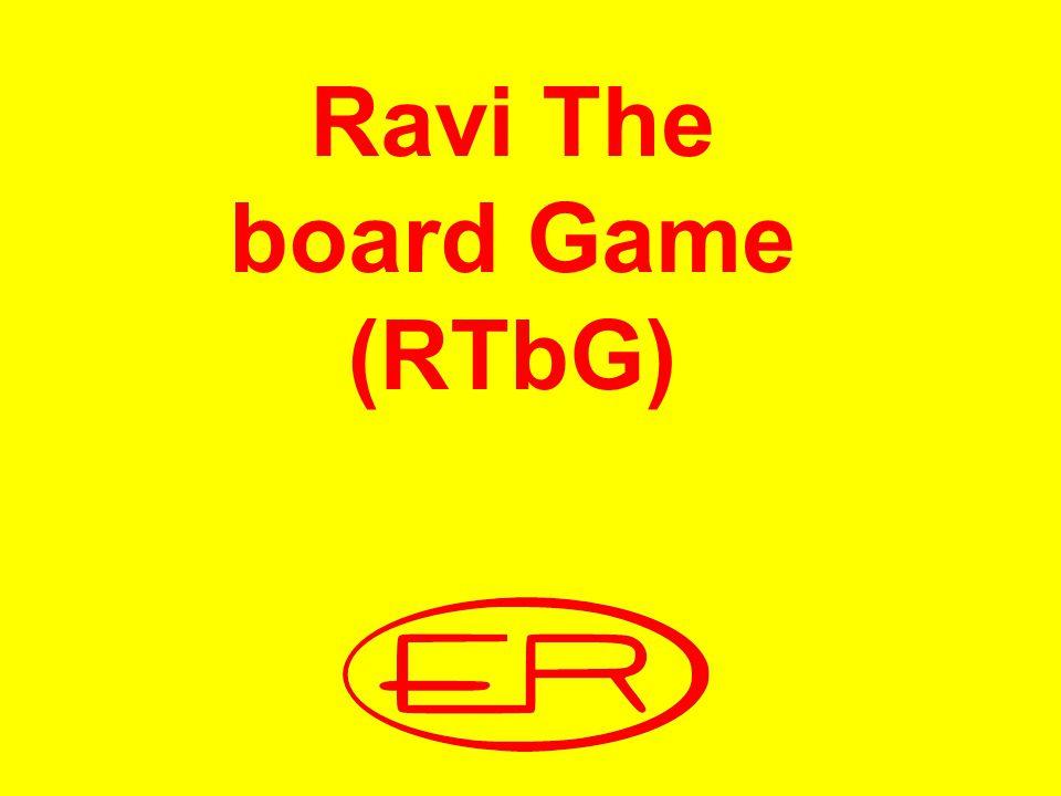 Ravi The board Game (RTbG)