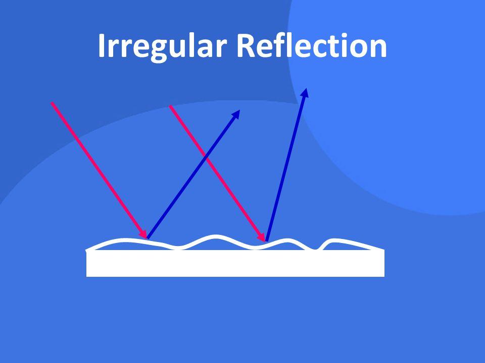 Irregular Reflection