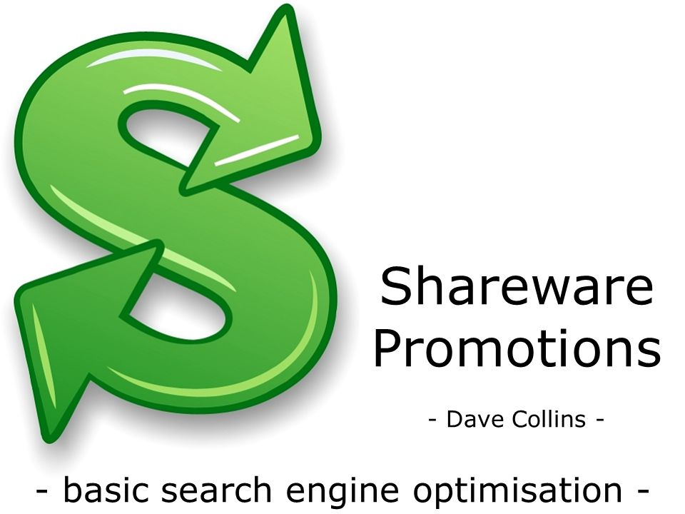 Conclusion search engines = free, targeted traffic pay options offer further opportunities cannot afford not to optimise site do the research and weigh-up DIY vs.