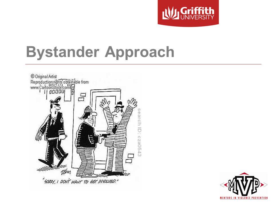 Bystander Approach