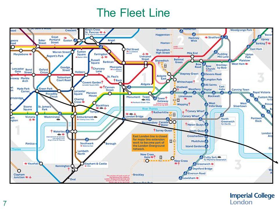 7 The Fleet Line