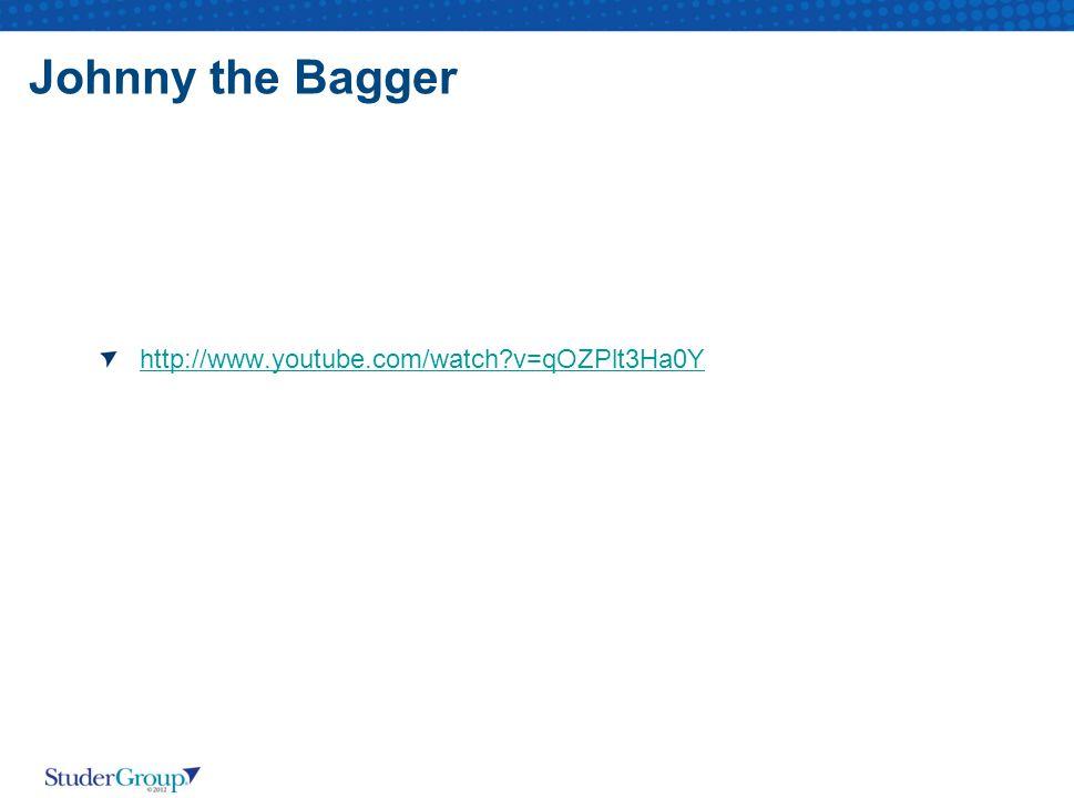 Johnny the Bagger http://www.youtube.com/watch?v=qOZPlt3Ha0Y