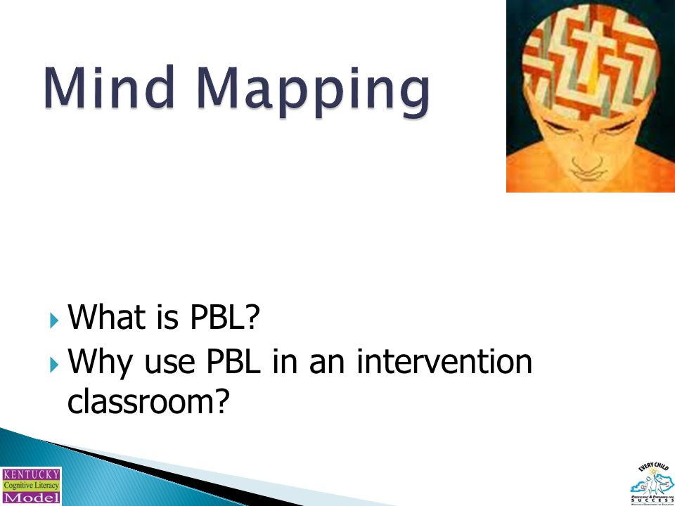 Guiding Questions:  What is PBL?  Why use PBL in an intervention classroom?