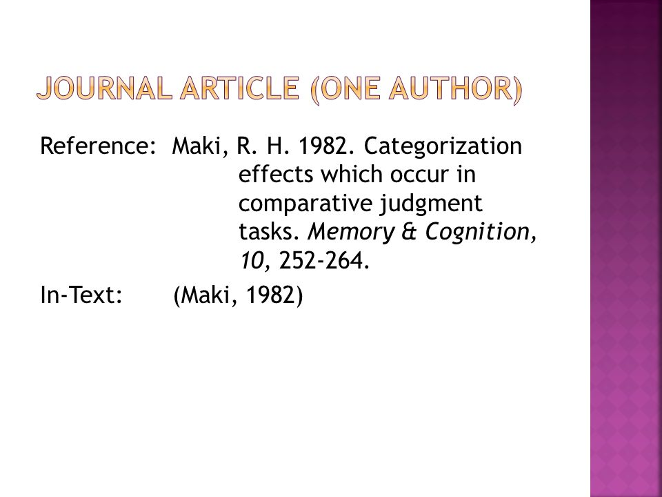 Reference:Maki, R. H. 1982. Categorization effects which occur in comparative judgment tasks.