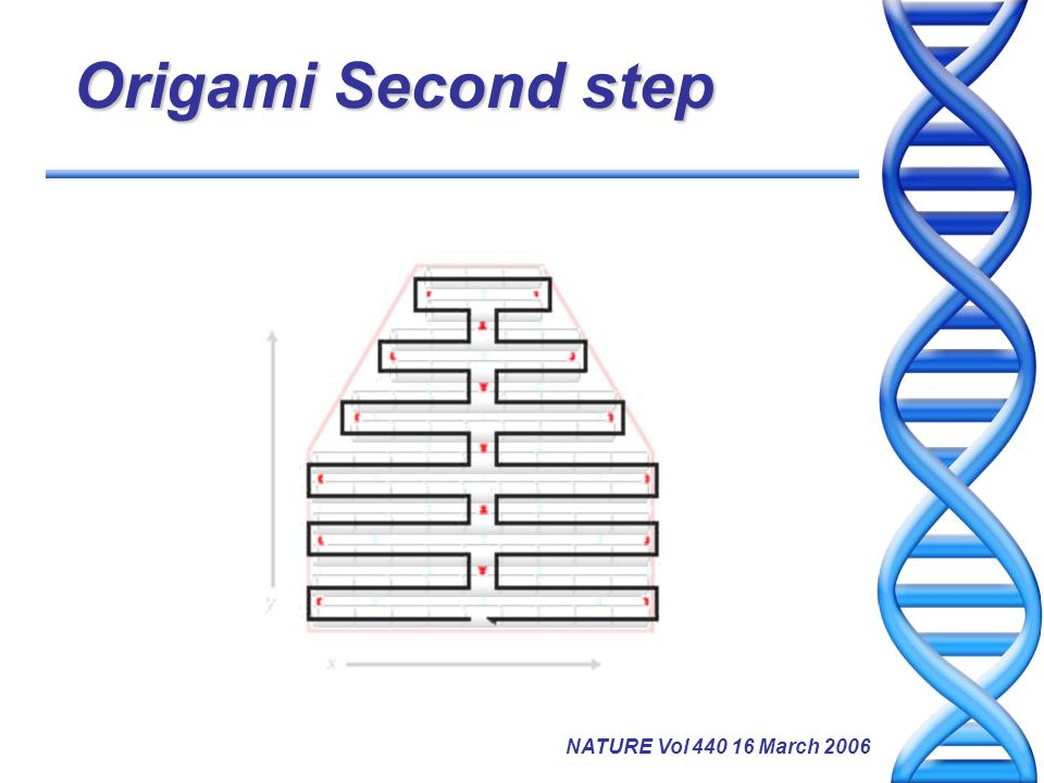 Origami Second step