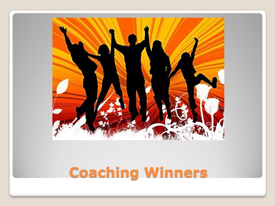 Coaching Winners