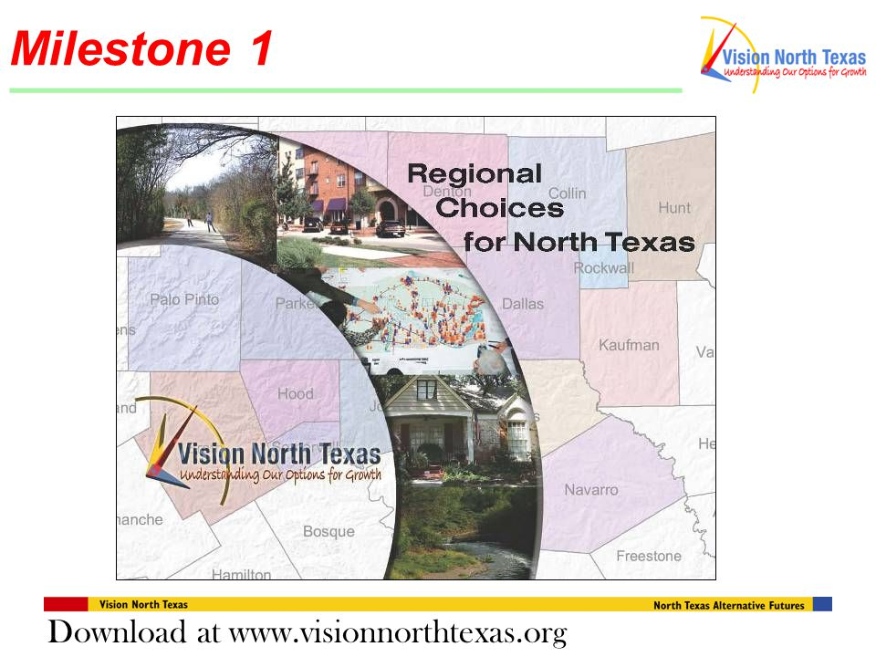North Texas now As large as the state of Massachusetts Dominant U.S.