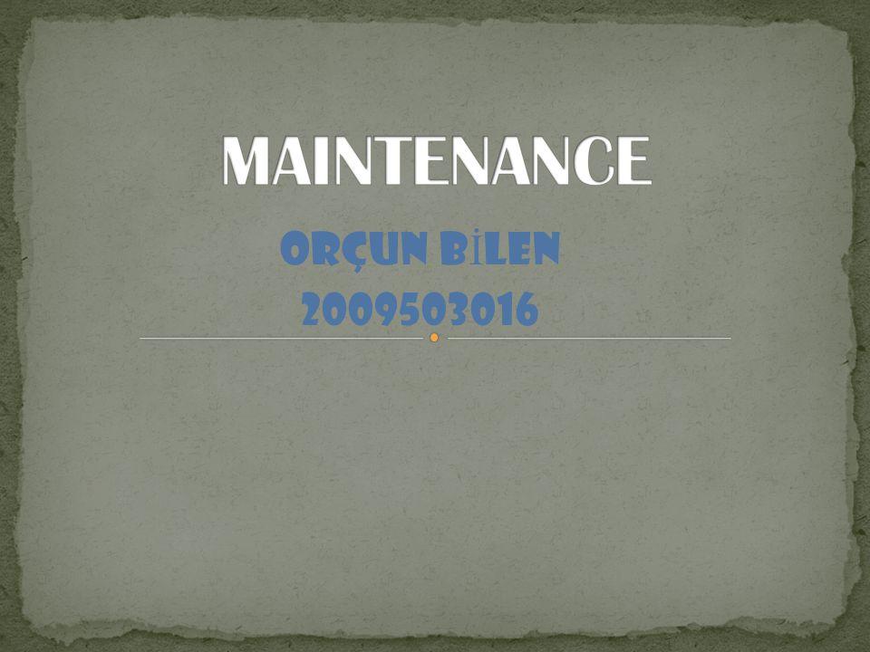 ORÇUN B İ LEN 2009503016