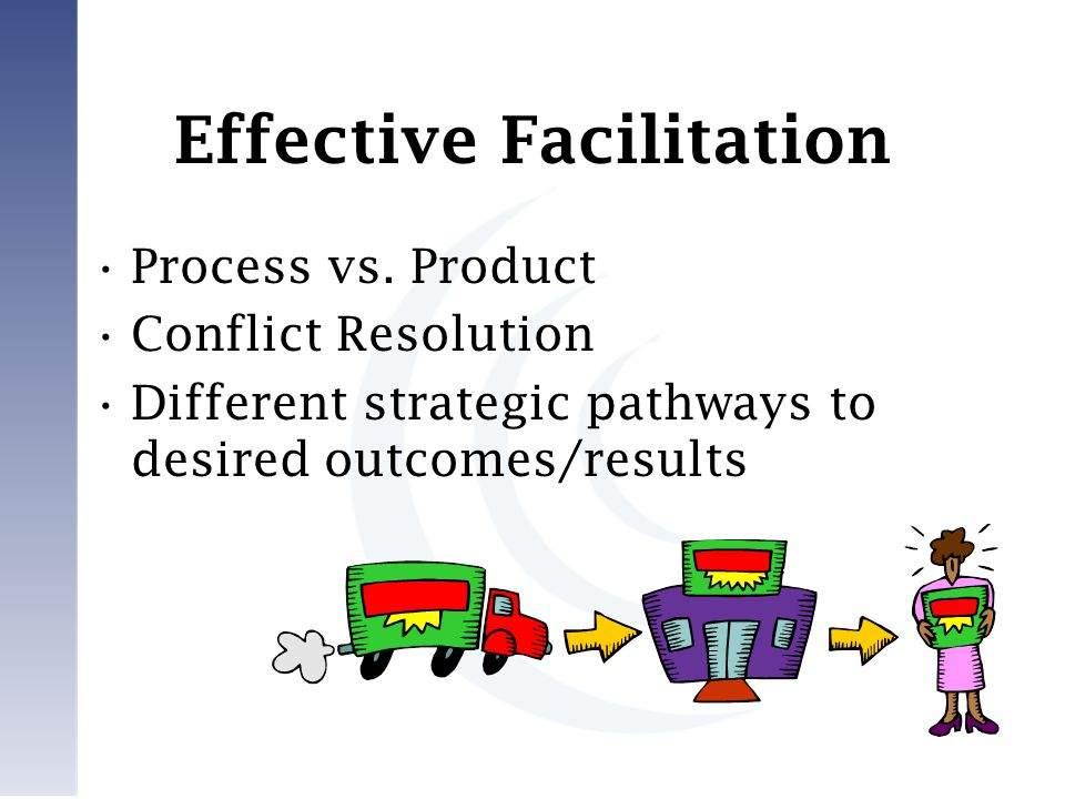 Effective Facilitation Process vs.
