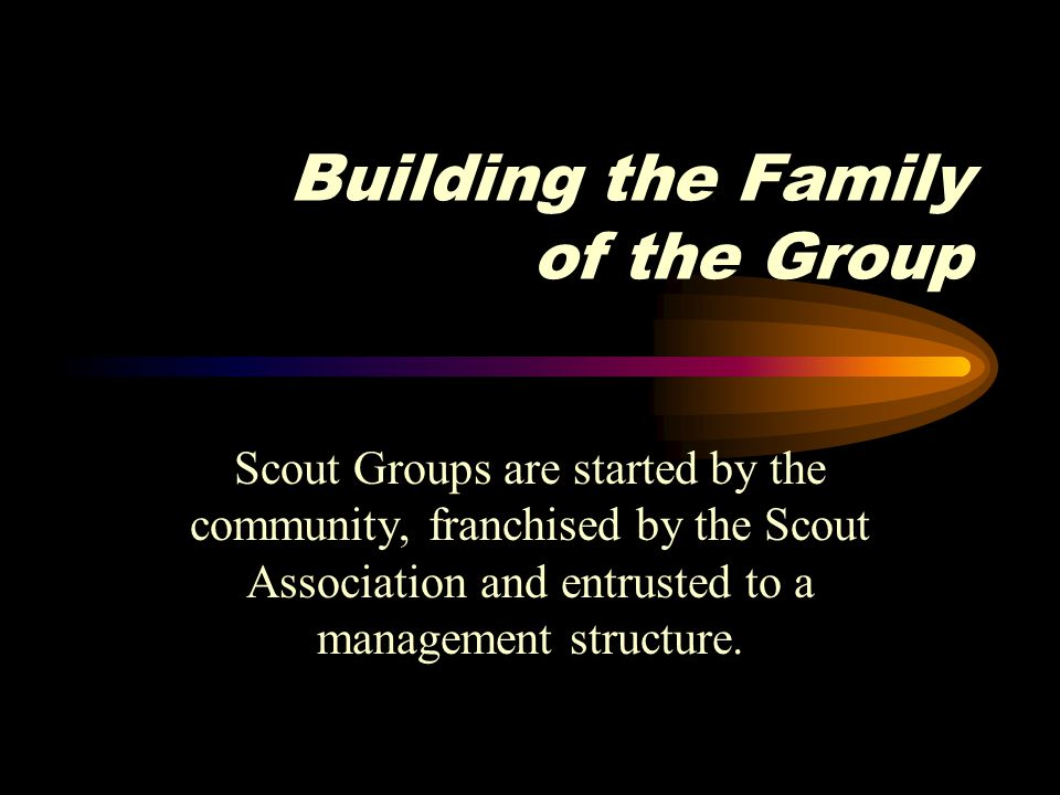 Effective Group Management Building the Family of the Group Youth Retention Recruiting and Managing Adults Worthwhile Tips