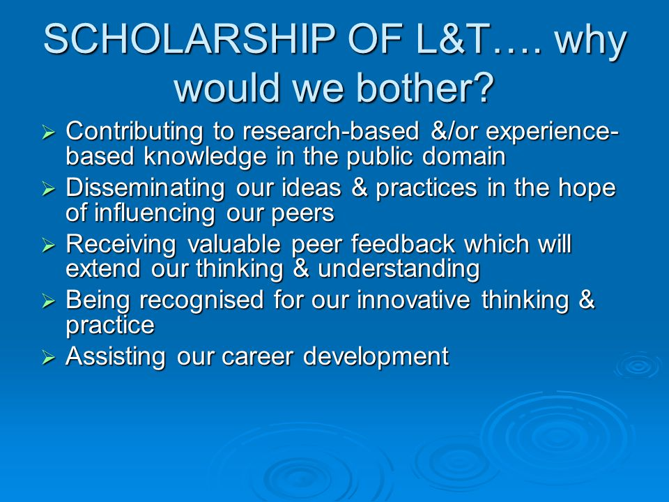 SCHOLARSHIP OF L&T…. why would we bother.