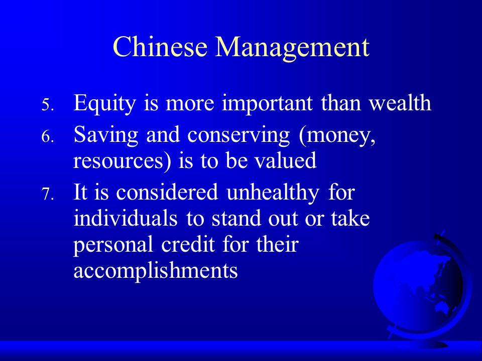 Cultural Assumptions: PRC 1.
