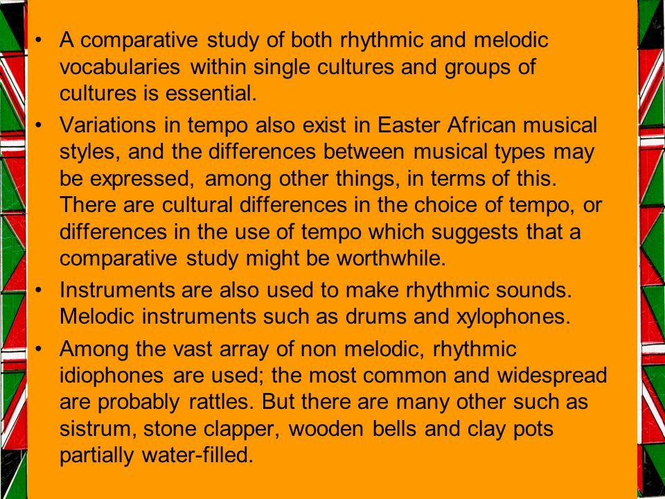 Music *~*~*~*~*~*~*~*~*~*~*~*~*~*~*~*~ Song #1: Nene Nandikwa na Mwinyi (Tanzania) Song #2: Tindiba by Samite (Uganda)