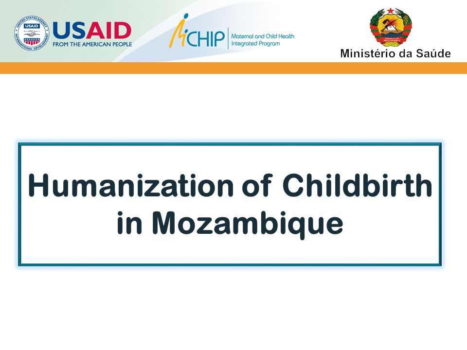 Humanization of Childbirth in Mozambique