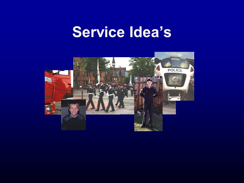 Service Idea's