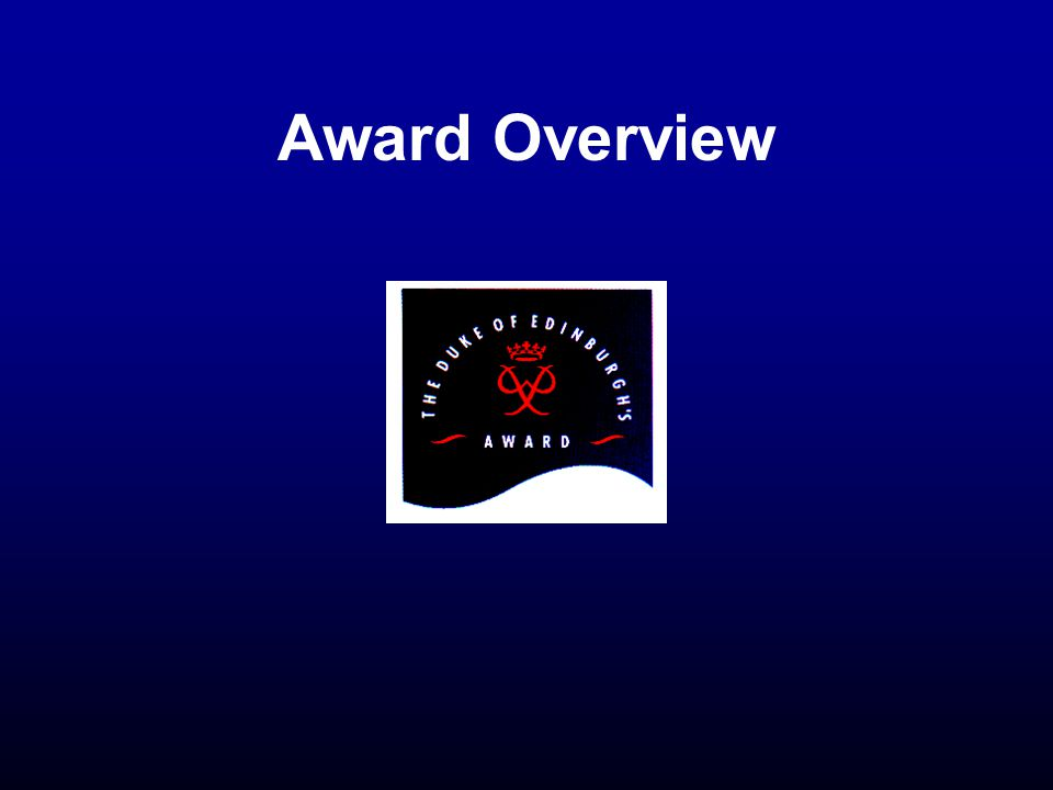 Award Overview