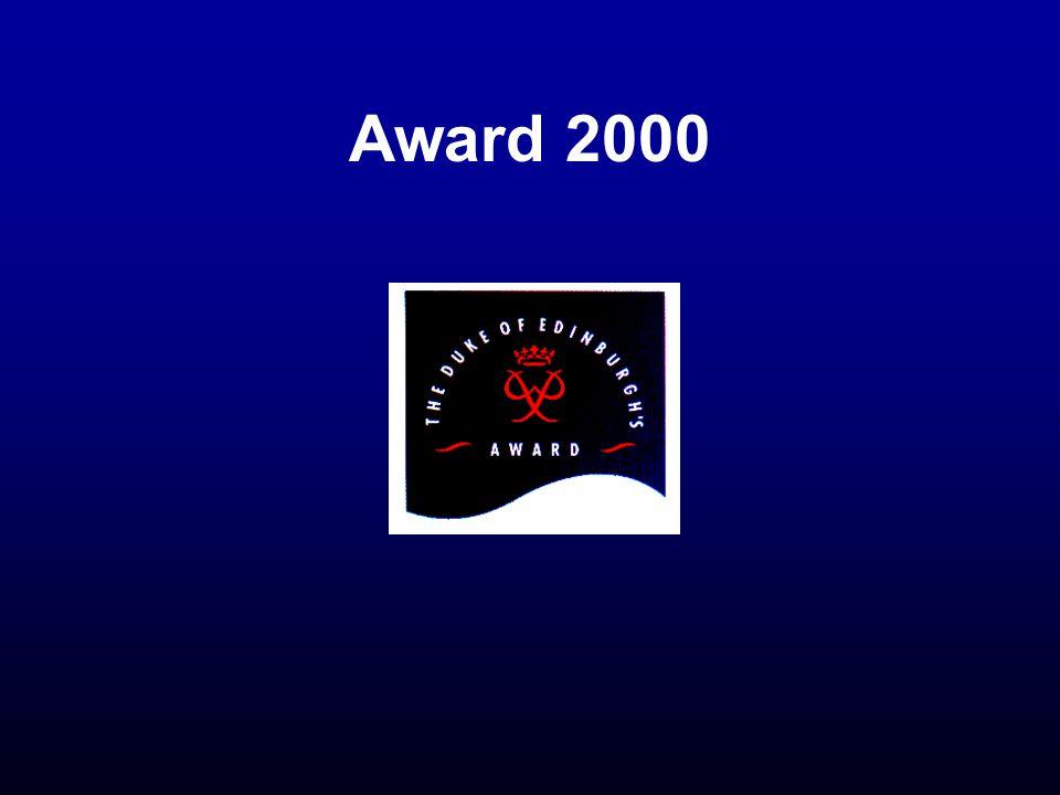 Award 2000