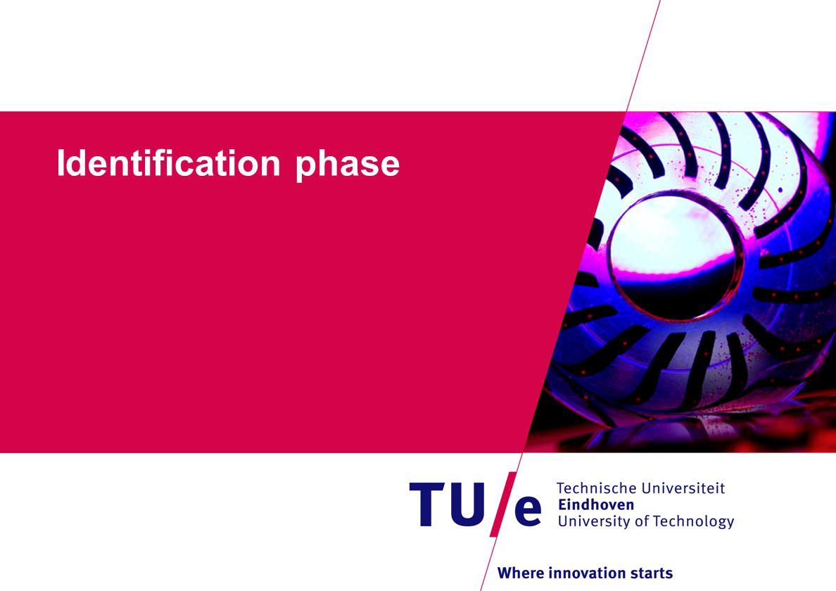Identification phase