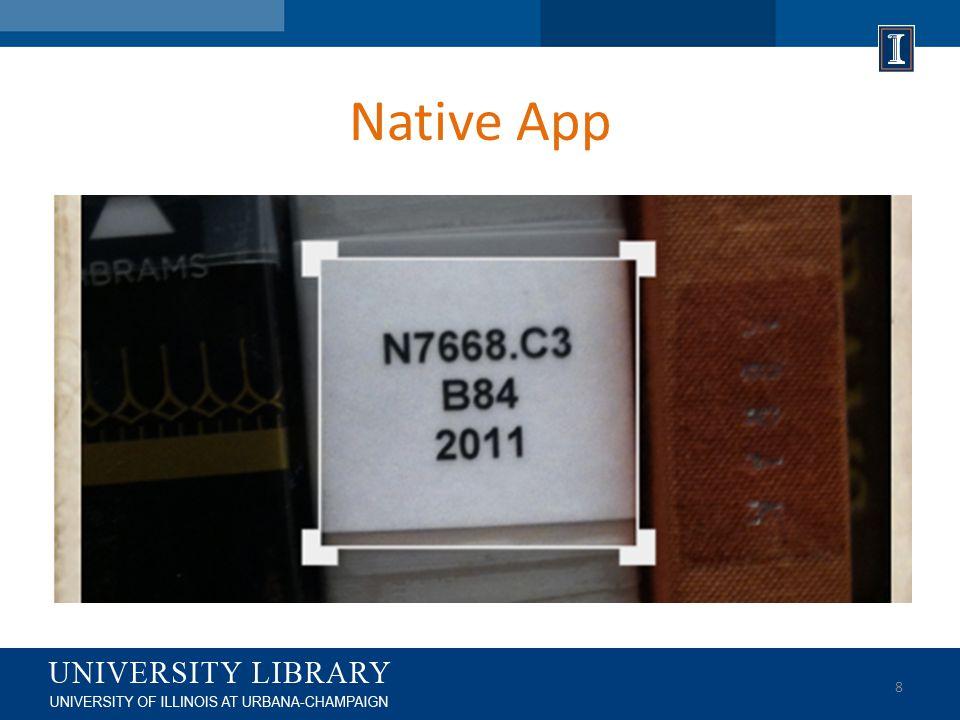 Native App 8